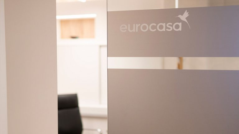 Eurocasa / Workplace